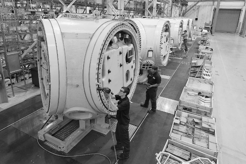 Fabrication de machines spéciales dans le Var
